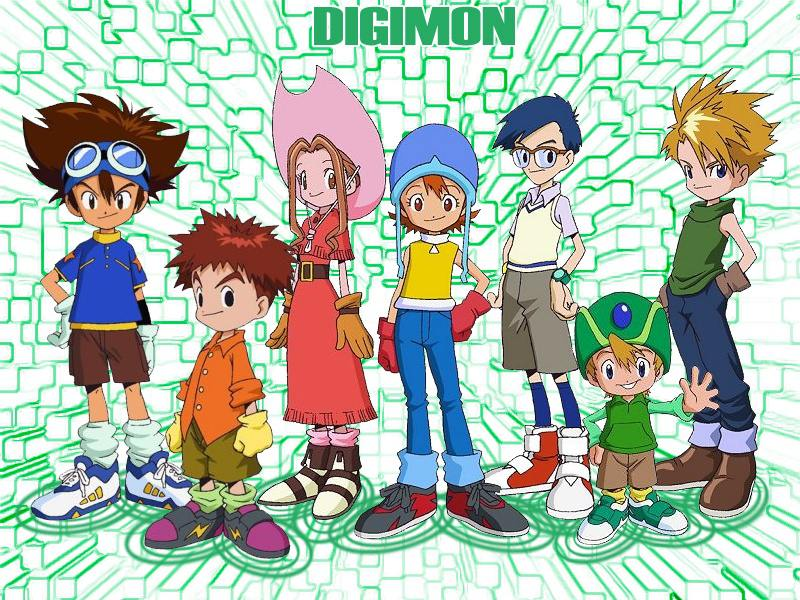 Digimon World { Mega Post }