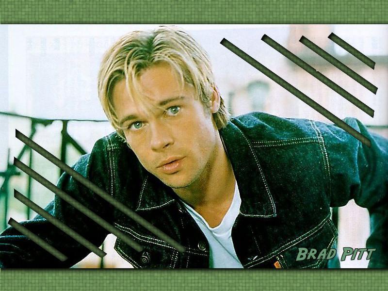 brad pitt wallpaper. Brad Pitt