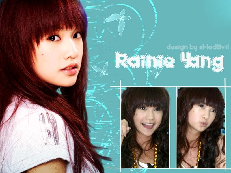 Rainie Yang Wallpaper