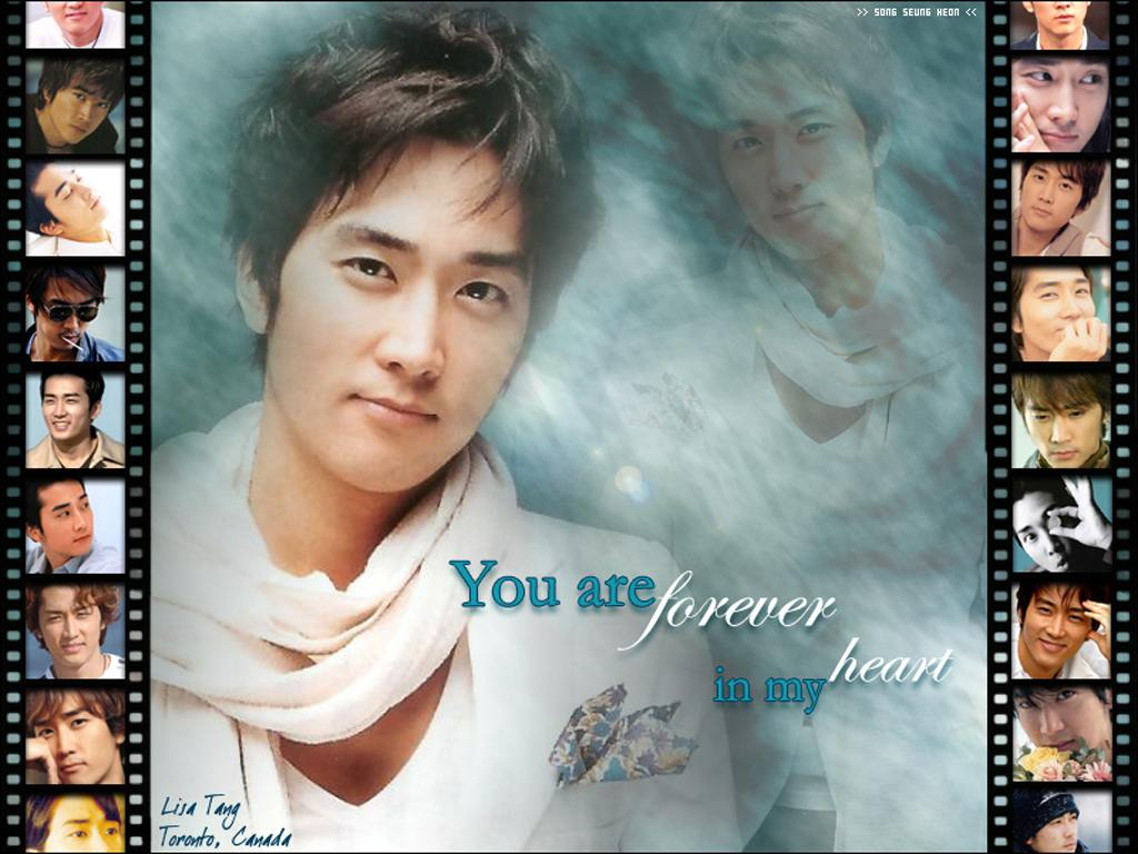 Seung-heon Song - Photo Colection