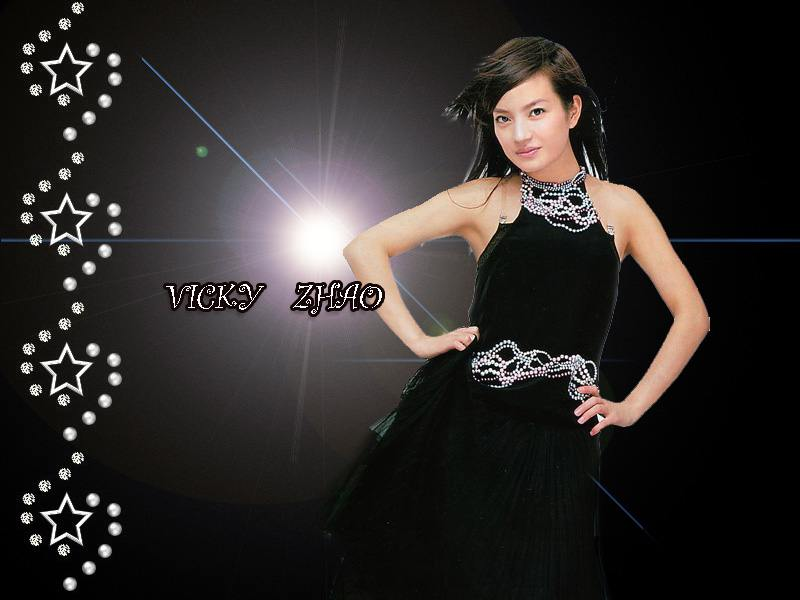 Vicki Zhao  Wallpapers