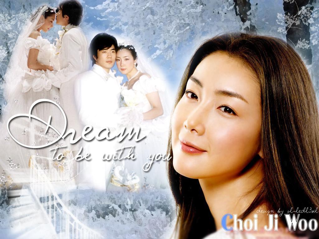 Choi Ji Woo - Wallpaper