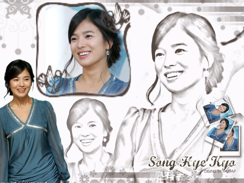 song hye kyo wallpaper. Song Hye kyo so cute