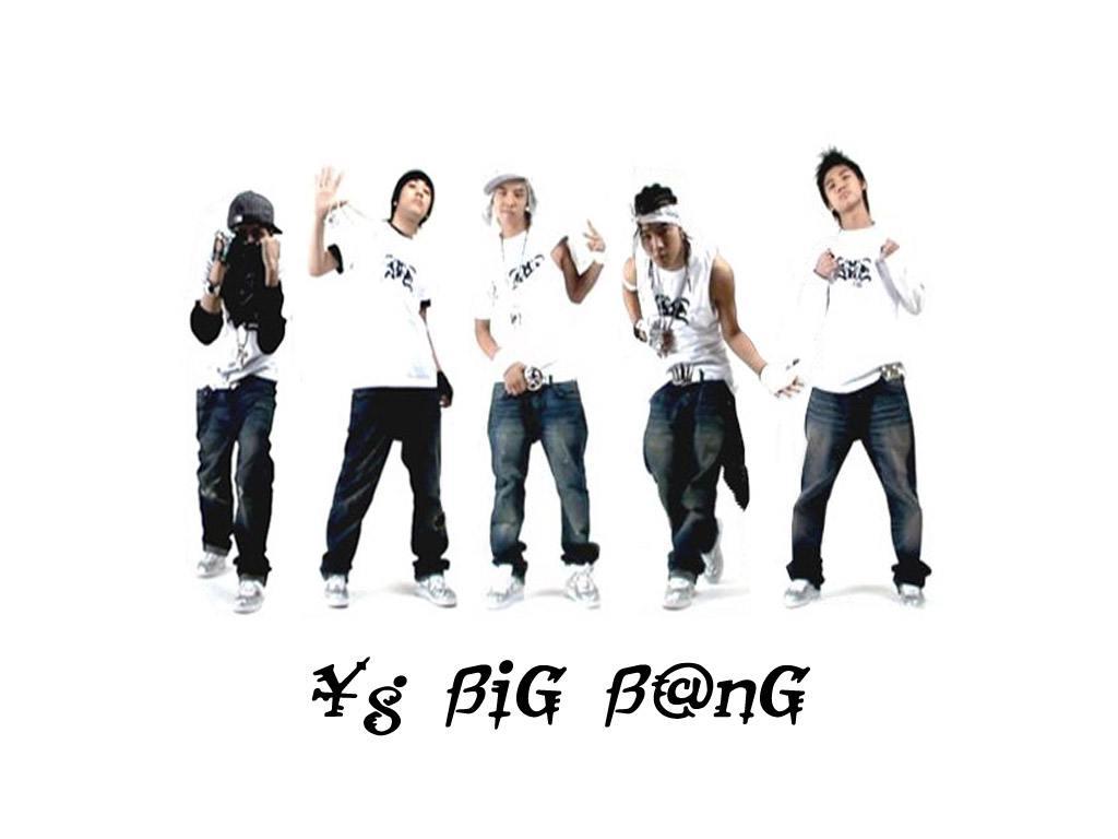Bigbang News: BiGBanG Wallpaper : Bigbang .