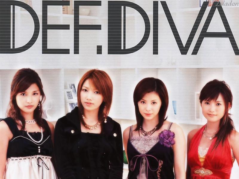 Def.Diva Wallpaper by ZeladoN