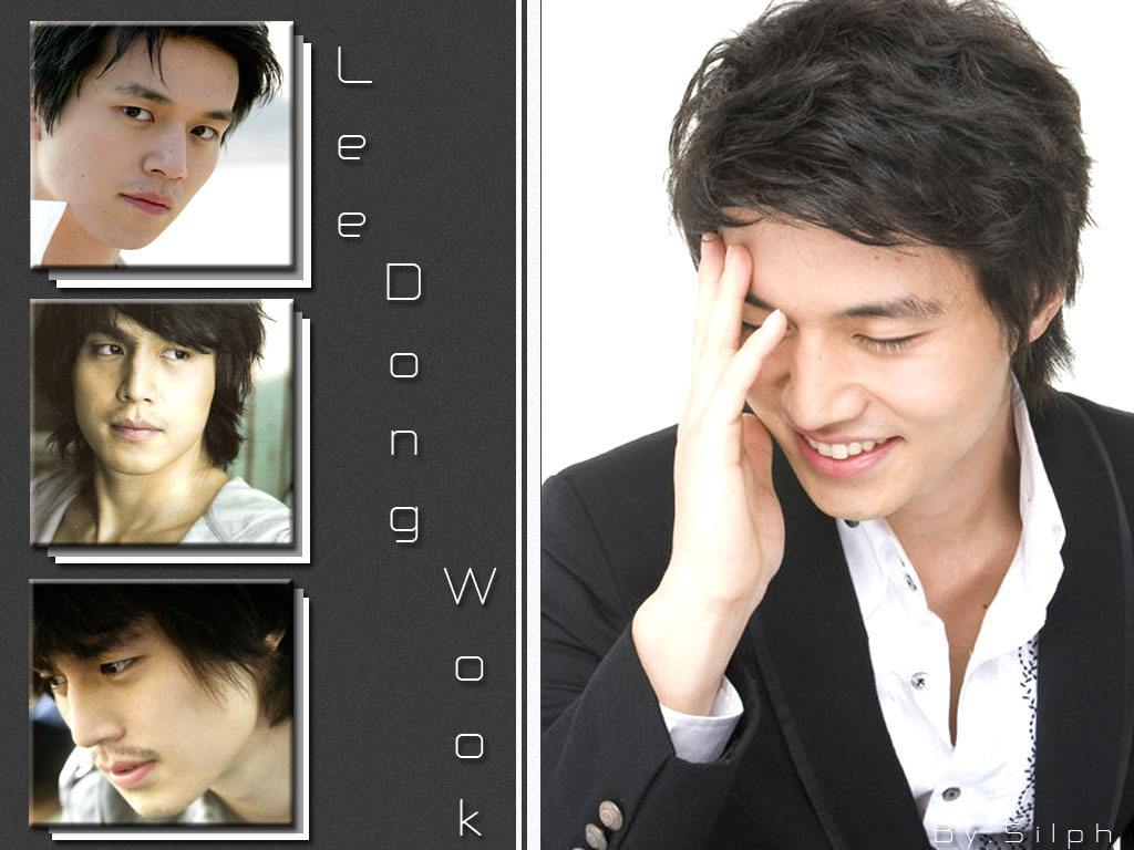 Lee Dong Wook - Photo Colection