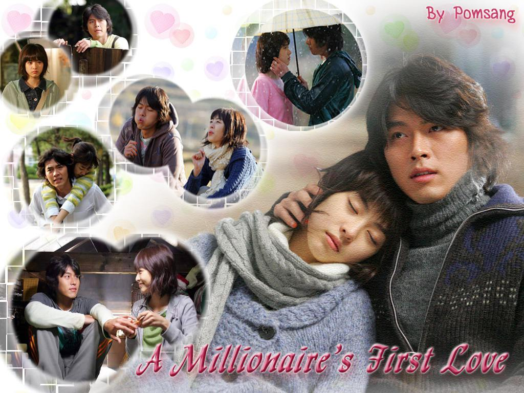 a millionaire first love