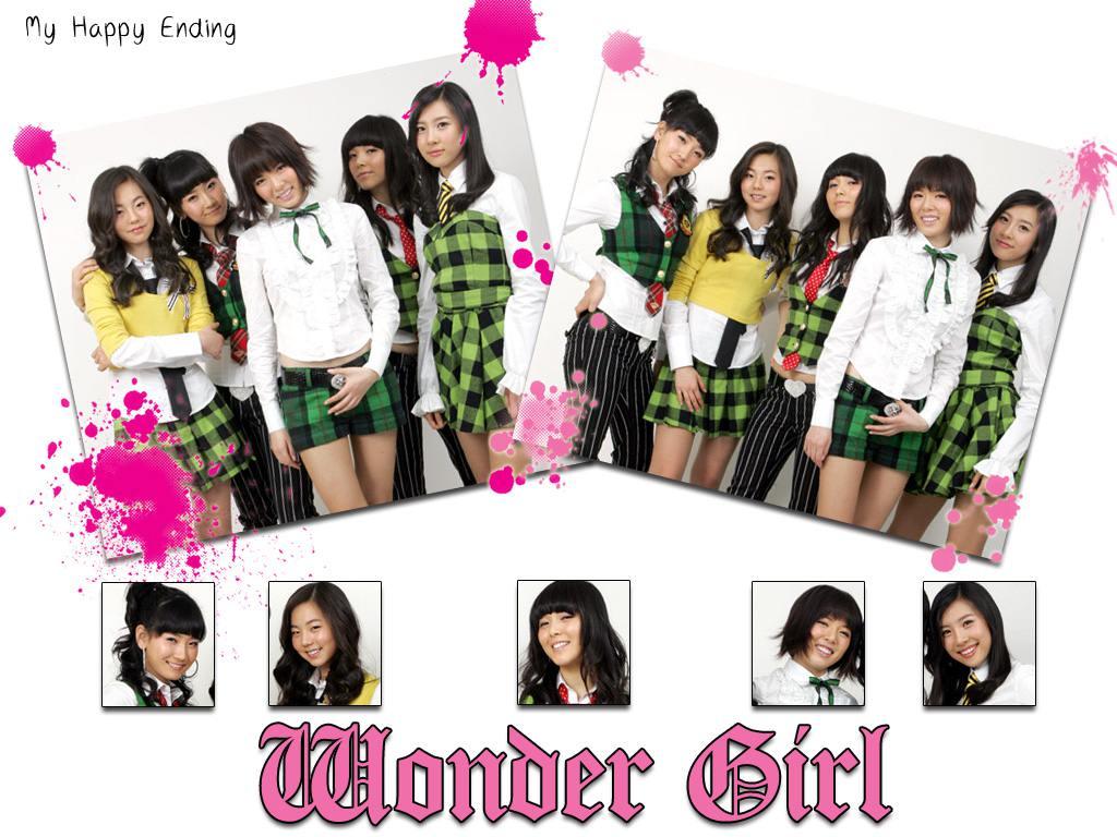 Wonder Girl Wallpaper
