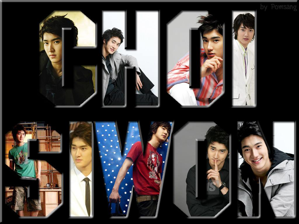 Pin Choi Si Won Sj Wallpaper on Pinterest