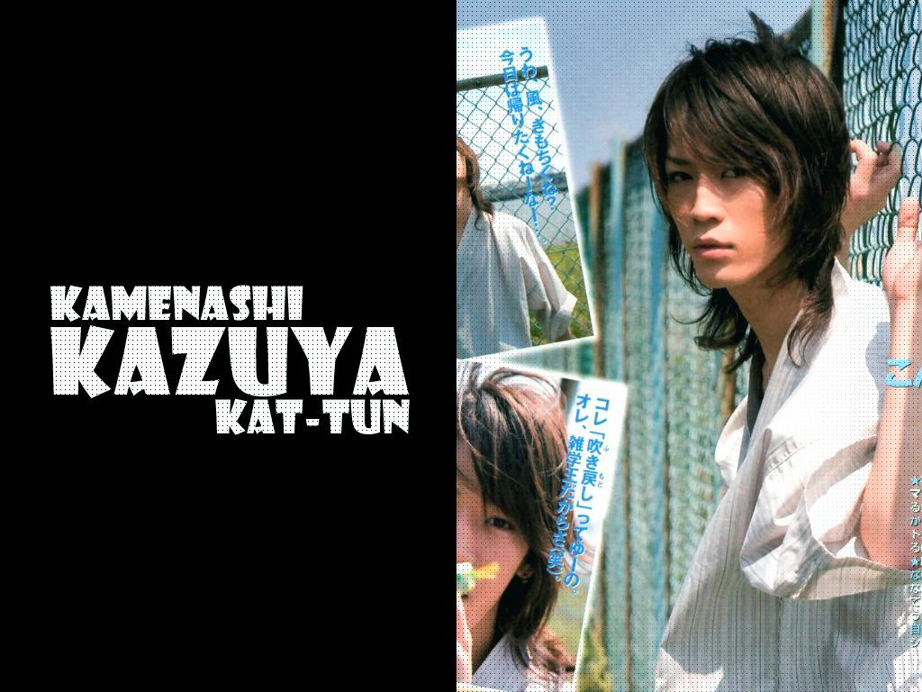Kamenashi Kazuya Wallpapers plus Profile
