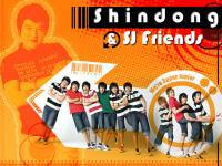 Shindong & SJ Friends