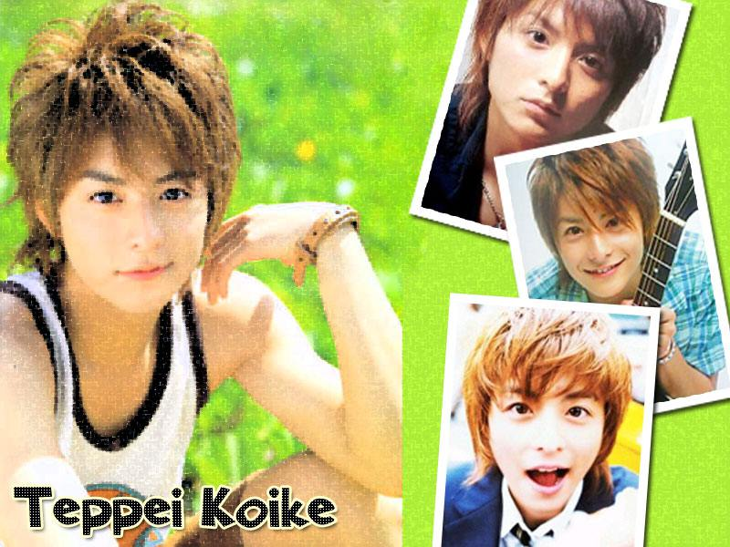 Questions about koike teppei!!! 008051