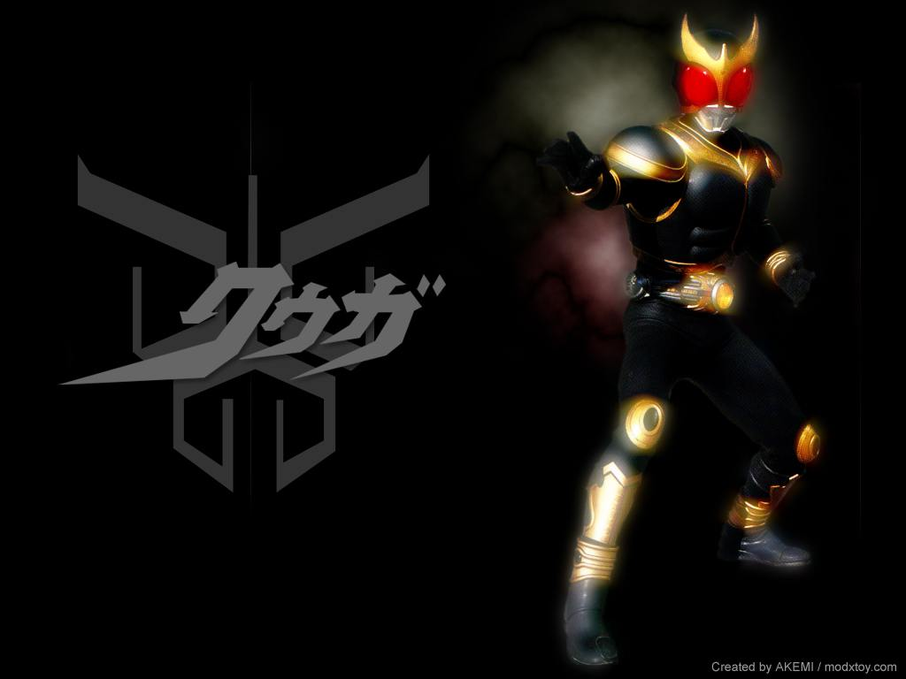 Superhero Wallpapers-Masked Raider 5