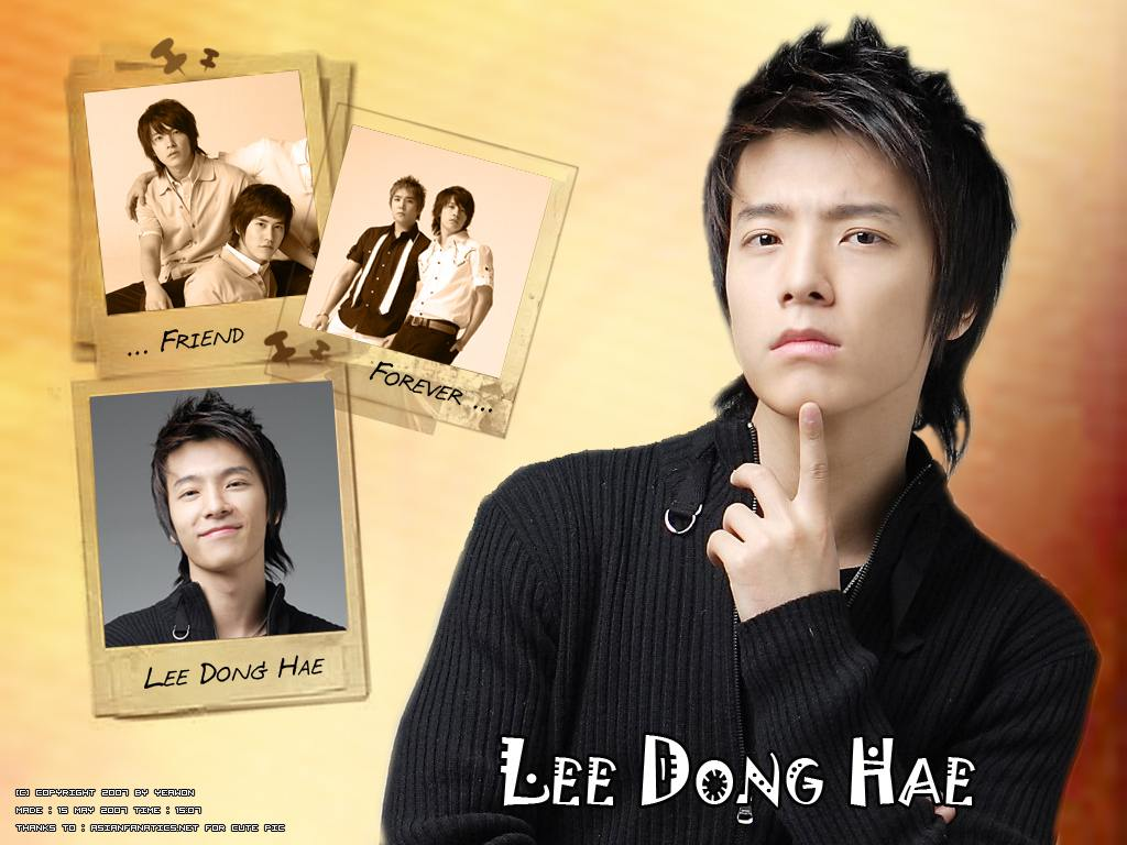 Lee Dong Hae Wallpapers