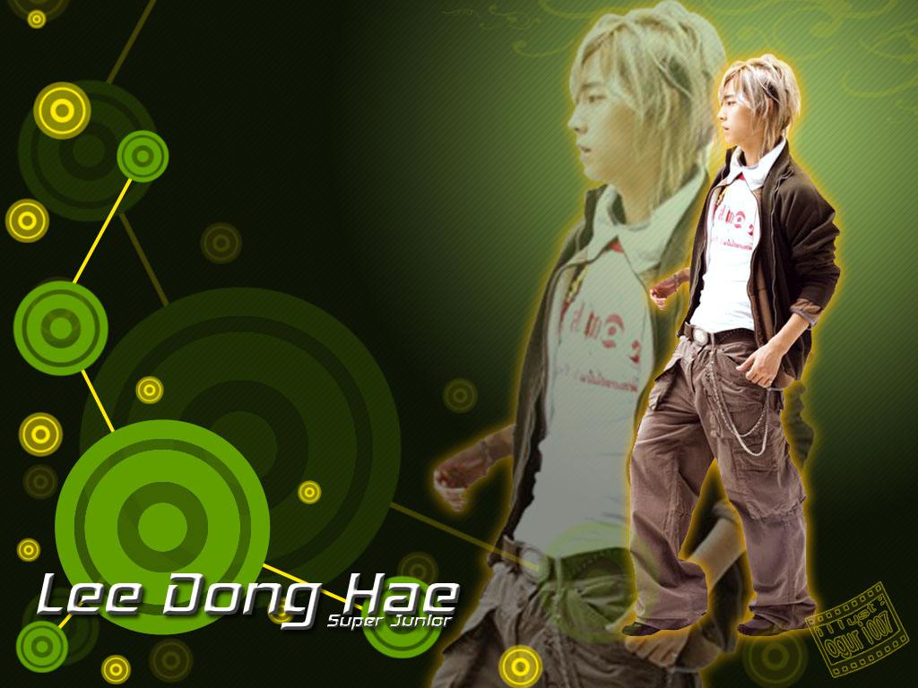 LEE DONG HAE [SUPER JUNIOR] Wallpaper by shinhwa_poo