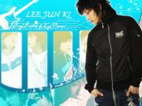 LEE JUN KI IN SKY