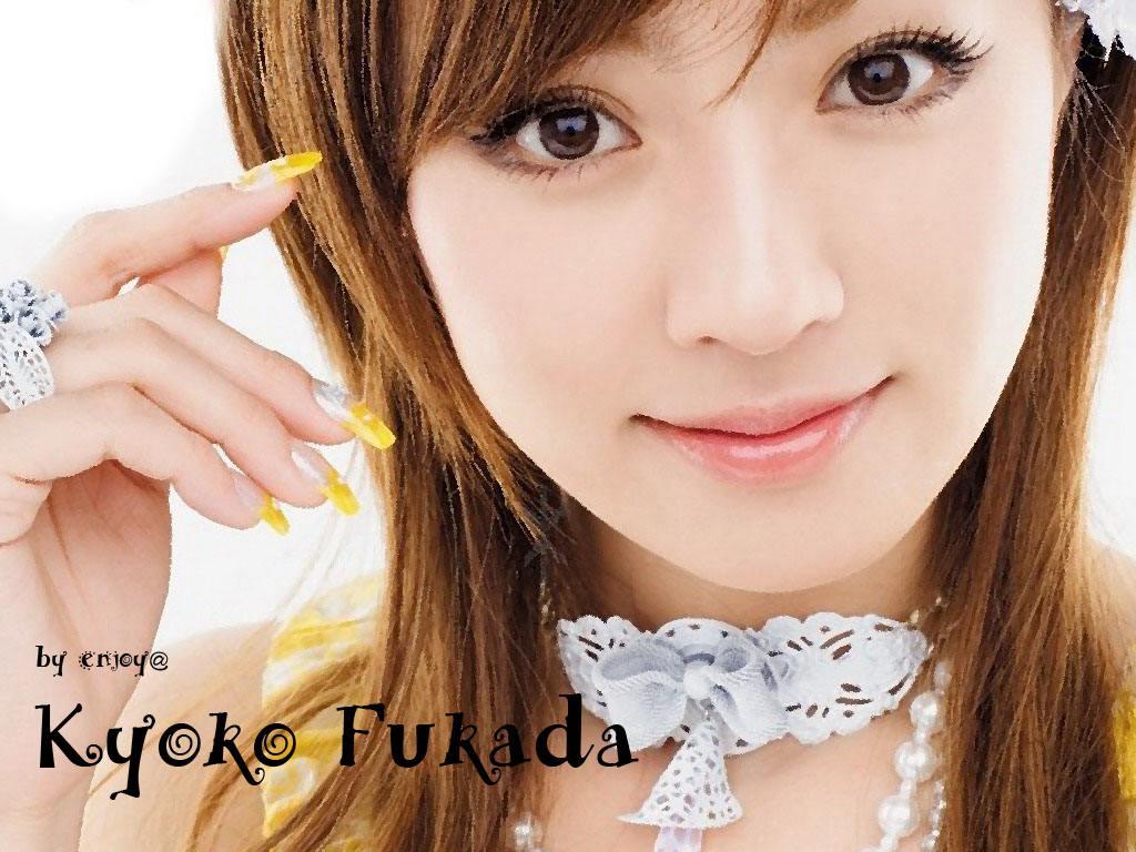 Kyoko Fukada Wallpapers