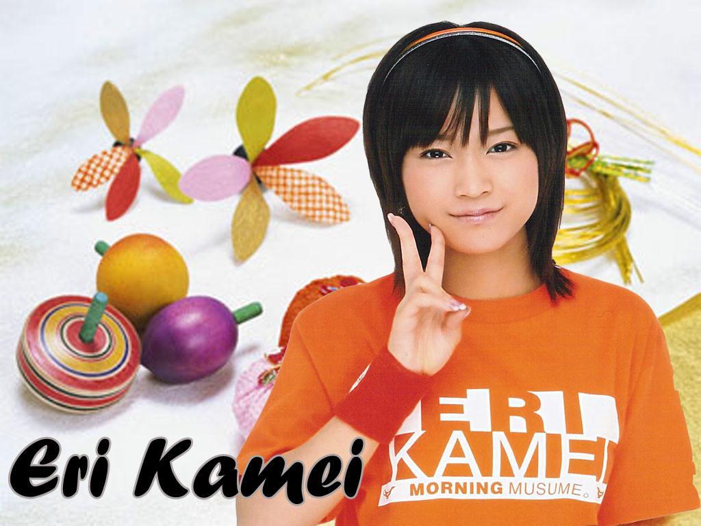 Eri Kamei - Photo Set