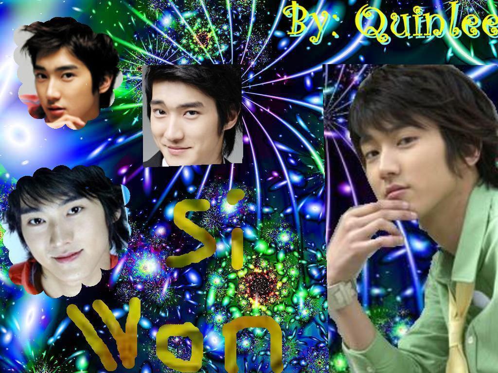 Choi Siwon Wallpaper Choi si won