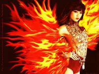 Pey Panwad : Lady in Flame