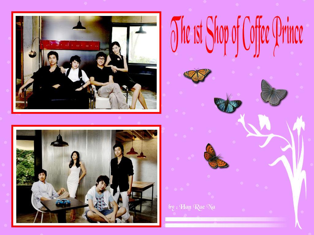 coffee prince drama wallpaper