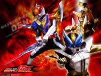 Masked rider den-o perfect action
