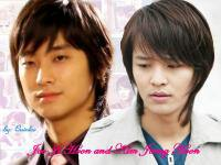 kim jeong hoon and joo ji hoon