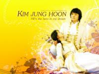 -- Kim Jung Hoon +The hero in my dream +