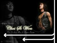 SuperJunior 2nd Album : ChoiSiWon
