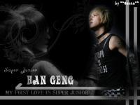 SuperJunior 2nd Album : Hangeng