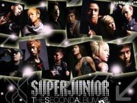 SuperJunior 2nd Album : Dark Snow