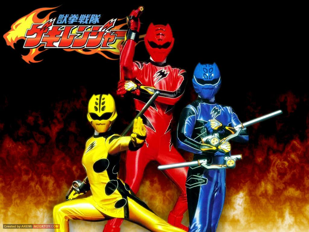 Super Sentai (Power Rangers)