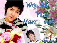 "KiBum ""would U marry me?"""