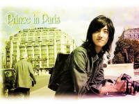 Changmin prince in Paris
