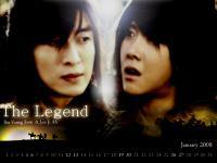 (Hi2008) The Legend : Bae Young Joo & Lee Ji Ah