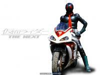 Masked Rider The Next [Rider 1]