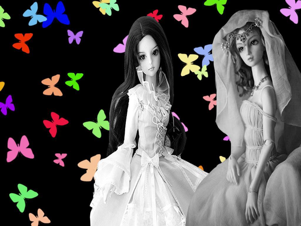Dream of Doll Wallpaper