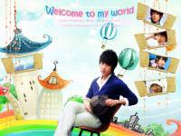 Wu Chun :: welcome to my world