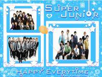 SJ >> Happy Everytime