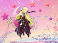 sweet night ; chobits