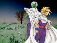 Dragonball Z :: Gohan & Piccolo My uncle
