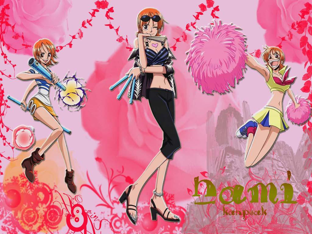 one piece nami page 2