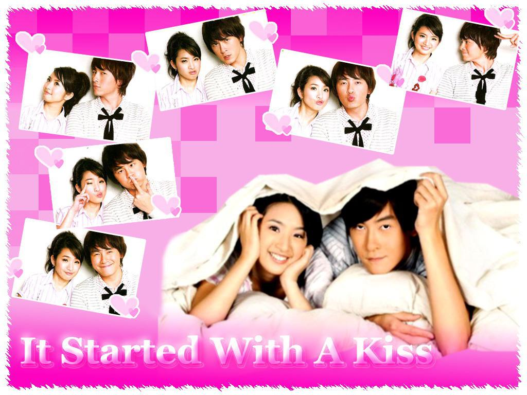 It Started With A Kiss / 1. Sezon / 2005 / Tayvan / Online Dizi �zle