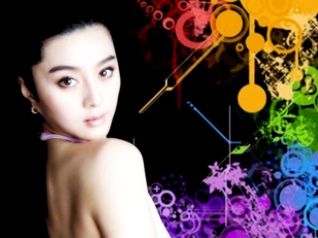 fan bing bing Wallpaper