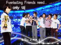 Everlasting Friends need only 13!