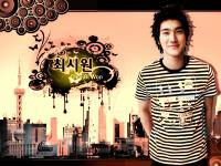 Choi Si Won...Fabulous World