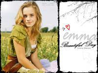 Emma Watson : Beautiful Day