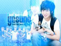 Yesung SJ : Love Me Love My Dog