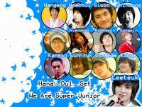 We are Super Junior( Vol.2)