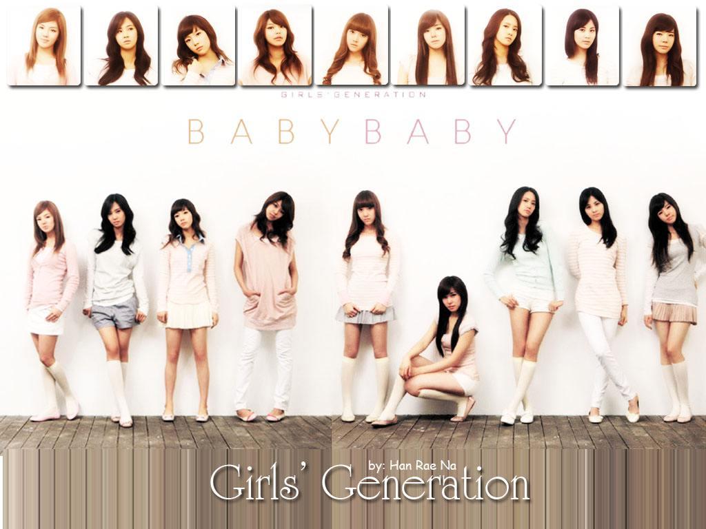 Girls' Generation *BABY BABY*